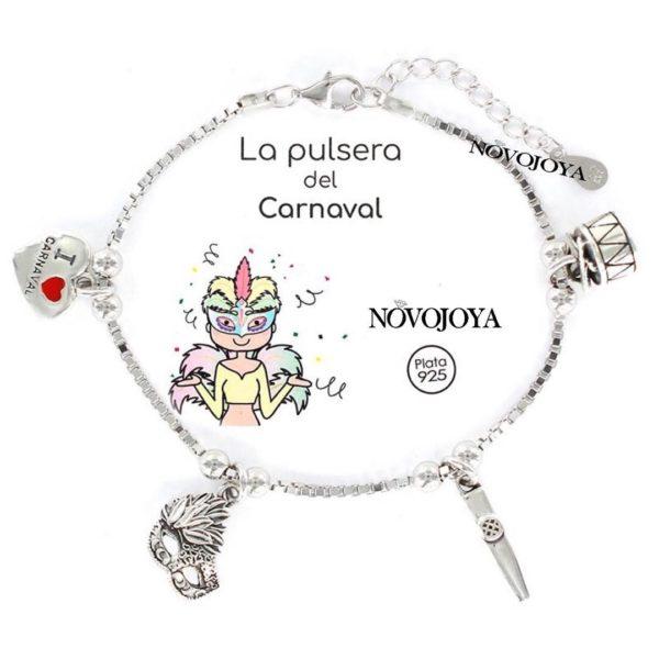 Pulsera Eres Lo Más CARNAVAL