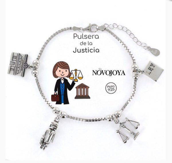 Pulsera Eres Lo Más JUSTICIA