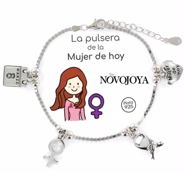 Pulsera Eres Lo Más MUJER DE HOY